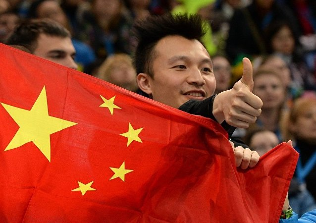 中国奥运代表团位居里约奥运会奖牌榜第3位