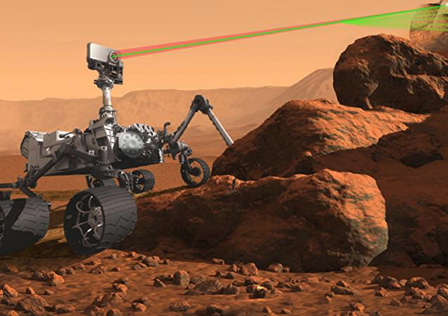 美国航天局举办火星机器人研发竞赛 奖金百万美元