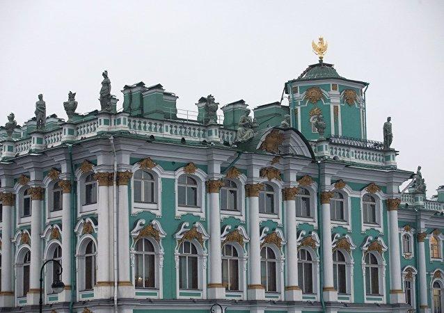 俄羅斯艾爾米塔什博物館計劃在華開設分館