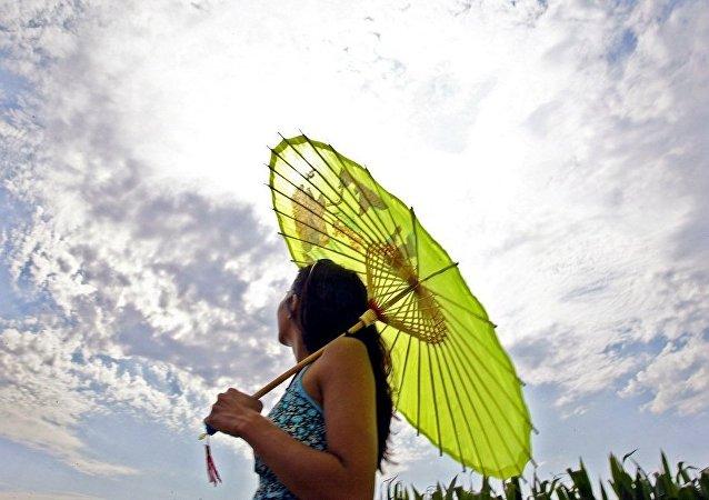 欧洲指望中国应对全球变暖