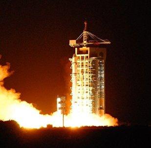 """媒体:中国""""墨子号""""量子科学试验卫星圆满完成在轨测试"""