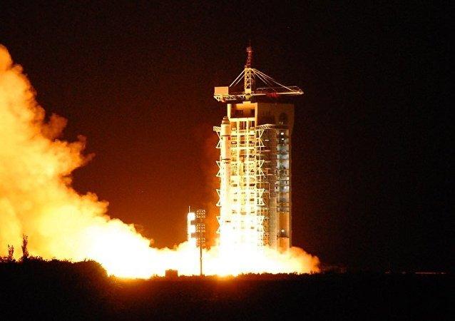 """中国科学院:""""墨子号""""量子科学实验卫星正在开展在轨测试"""
