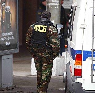 俄聯邦安全局在聖彼得堡抓獲企圖實施恐襲的「伊斯蘭國」支持者