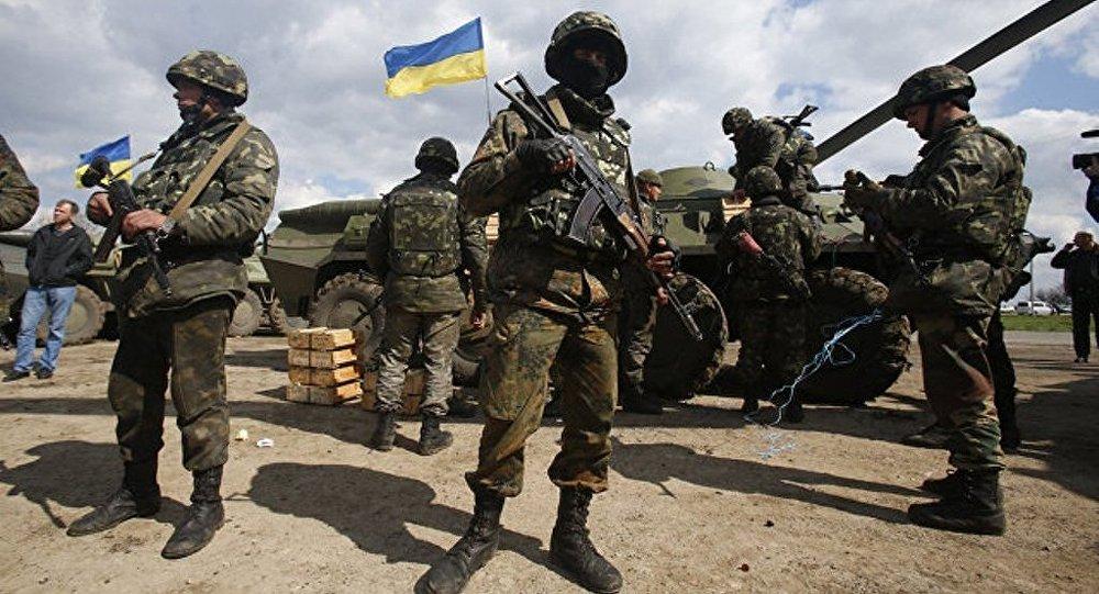美国国会将审议2017财年国防预算案 包含向乌克兰提供致命武器条款