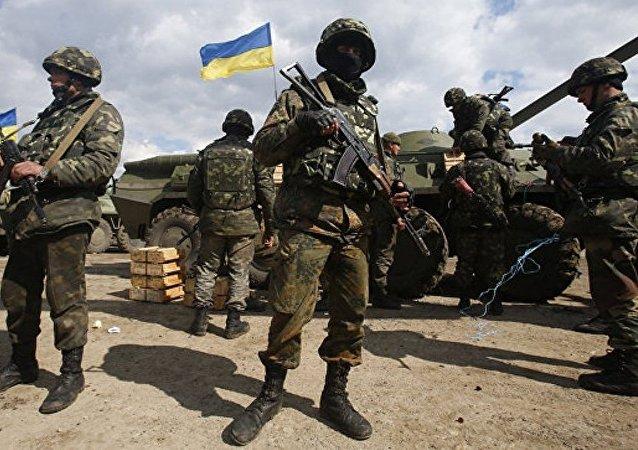 乌军事检察长:约3800名乌军官兵在顿巴斯丧生 另有550人自杀