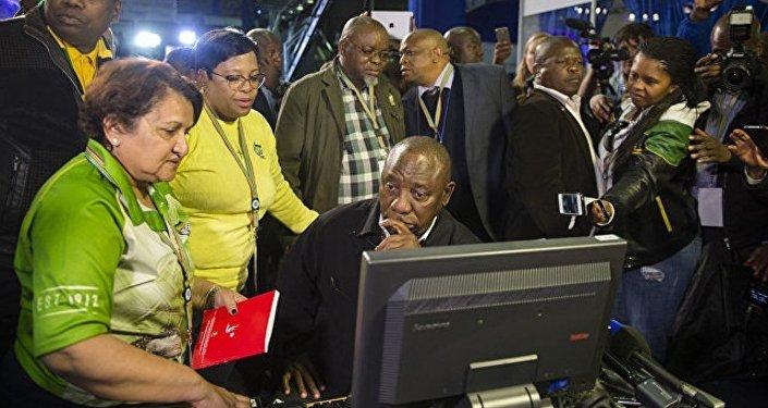 南非兩在野黨組建執政聯盟的談判破裂