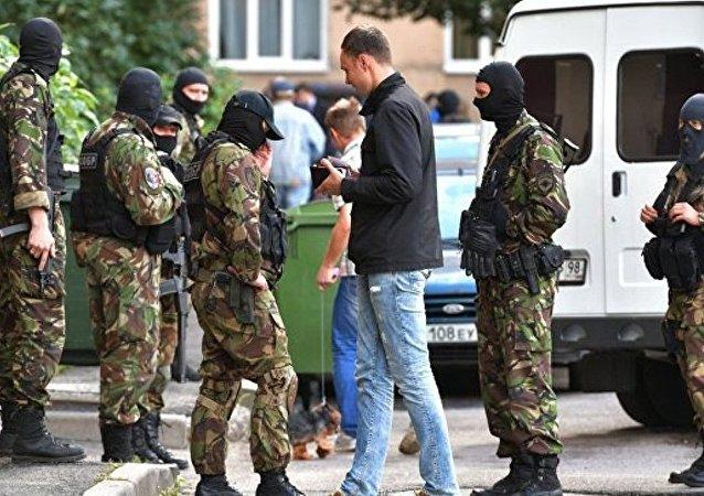 俄侦查委员会:圣彼得堡特别行动期间消灭4名犯罪分子