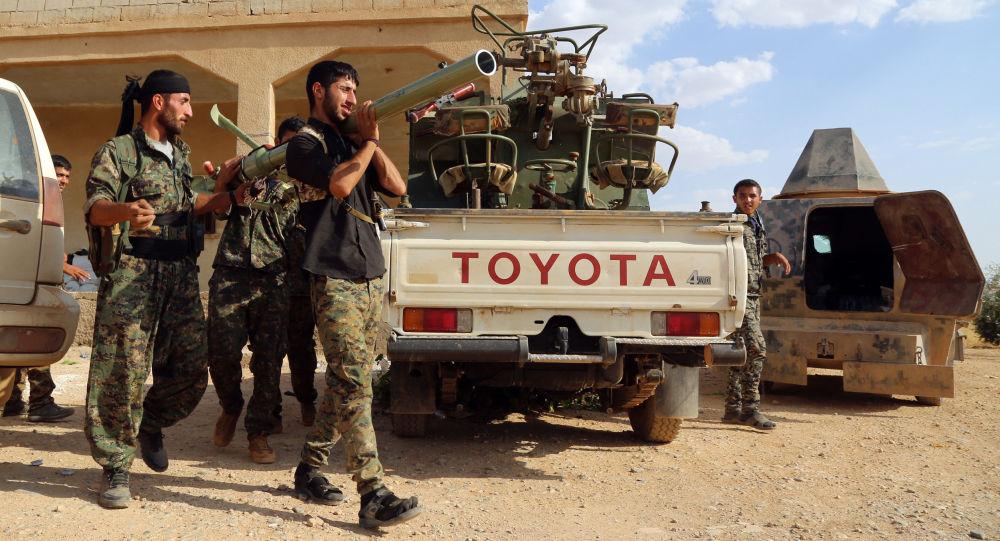 库尔德武装