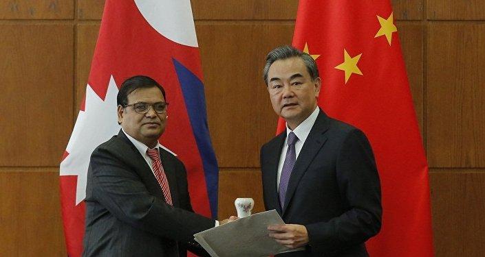 中国国务院总理:中国与尼泊尔发展关系不针对第三方