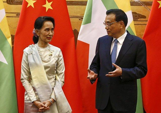 中国副外长:中方支持8月底即将举行的21世纪彬龙会议