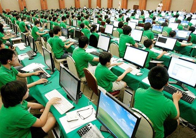 中国中学生在喀山赢得国际信息学奥林匹克冠军