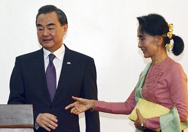 中国副外长:缅甸将设立调查委员会解决密松水电站问题