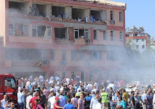媒体:土耳其上调恐怖威胁级别