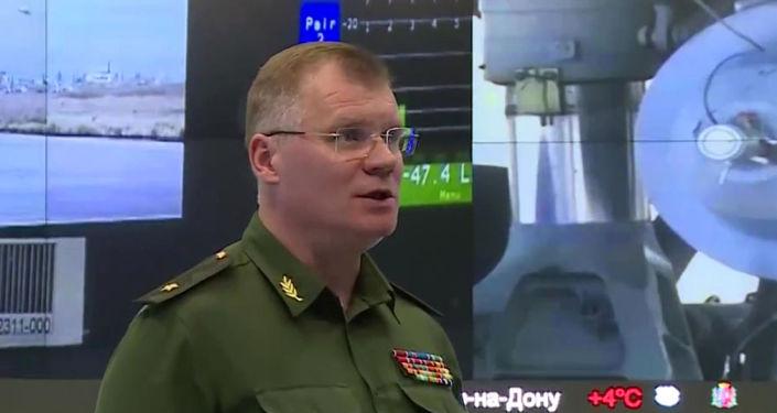 俄国防部:叙利亚化武事件至今没有确定所谓化武击中的地区