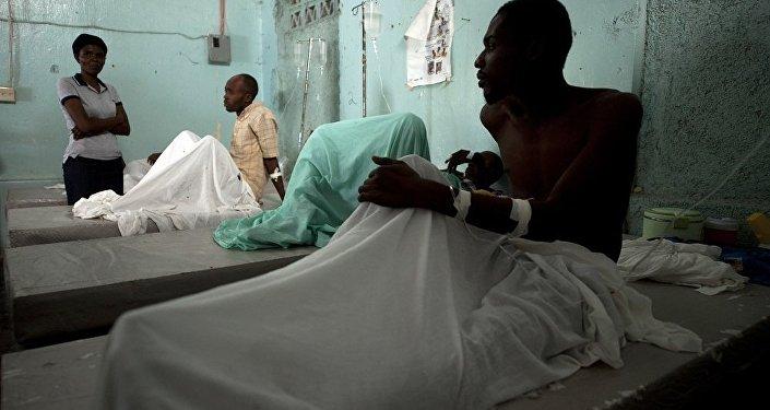 联合国特别报告人承认该组织行动导致海地霍乱疫情爆发