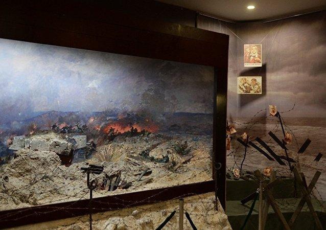 俄阿穆尔州将向中国捐赠有关苏军参加抗日战争的陈列品