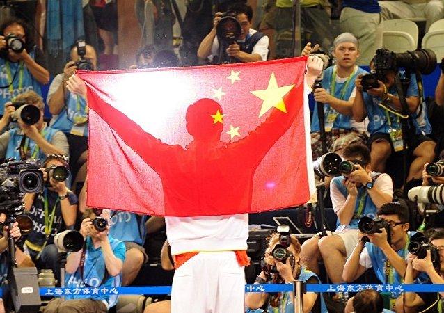中国奥运代表团在第13个比赛日共收获1枚金牌