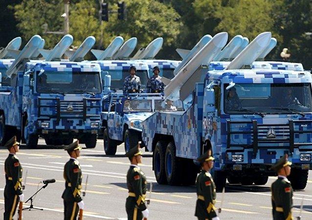 媒体:中国新一代巡航导弹将采用模块化设计