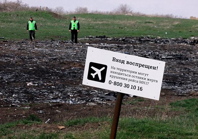 马航МН17坠机事件的调查初步结果将于9月28日公布
