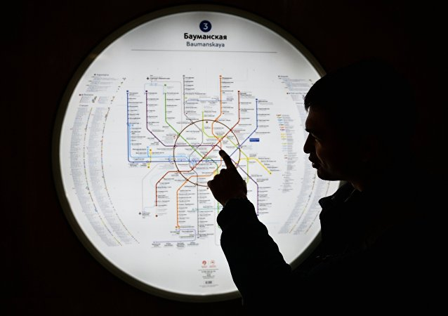 """新莫斯科""""地铁建设项目或将吸引中国专家参与"""
