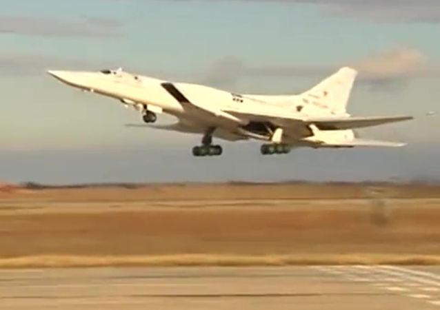 图-22M3M超音速轰炸机