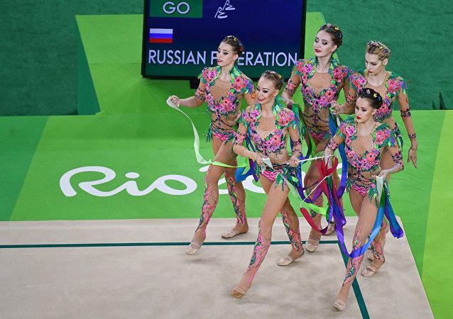 俄罗斯艺术体队