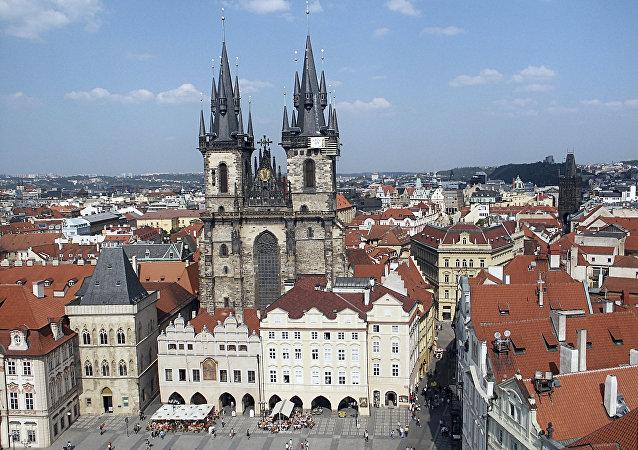 捷克首都布拉格