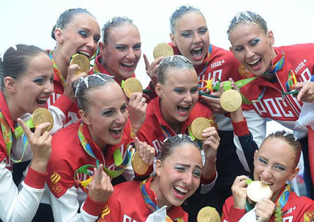 俄体育部长:俄奥运奖牌获得者将被授予国家奖励