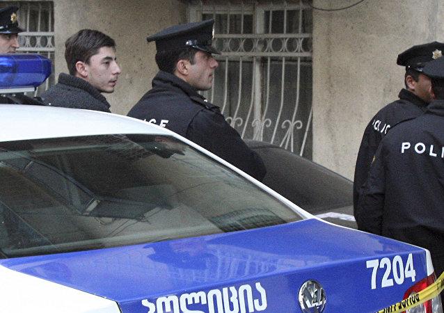 格鲁吉亚:扣押5名企图炸毁俄罗斯-亚美尼亚天然气管道的嫌疑人