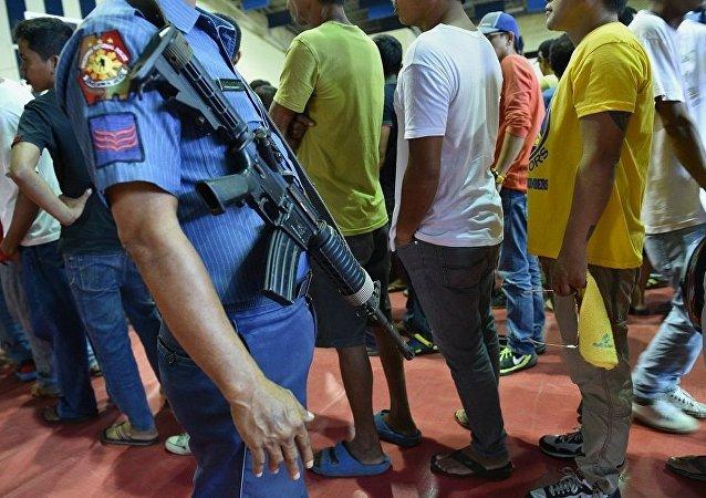 中国外交部:中方希望国际社会理解菲律宾缉毒执法活动
