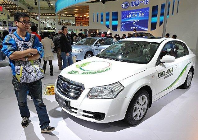 中国一汽集团望在俄生产新车型