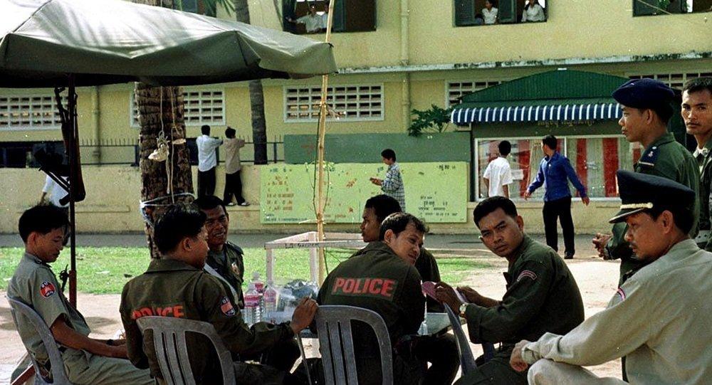 中国将拨付8.45亿元人民币援助柬埔寨武装力量