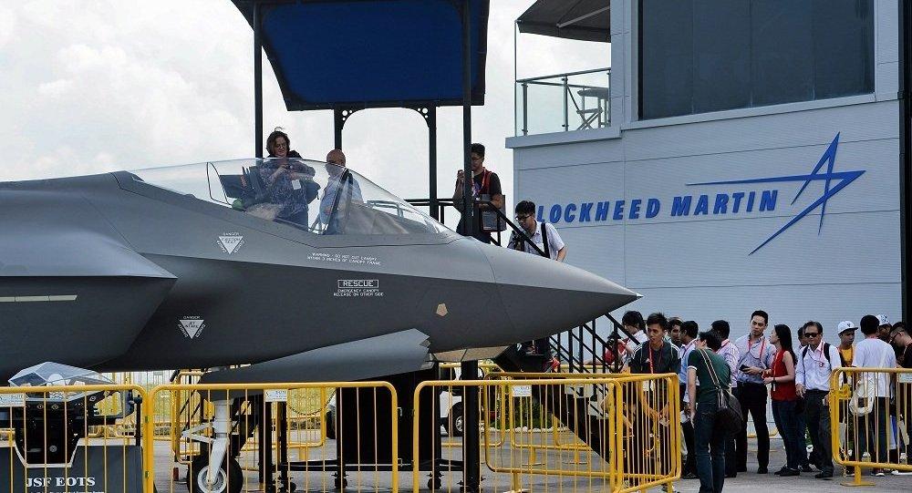媒体:美英或因F-35闹不和