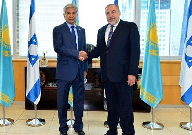 哈萨克斯坦与以色列商定合作制造无人机