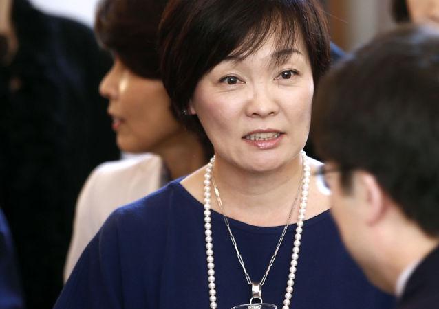 日本首相夫人在社交网站上发布访问珍珠港的照片