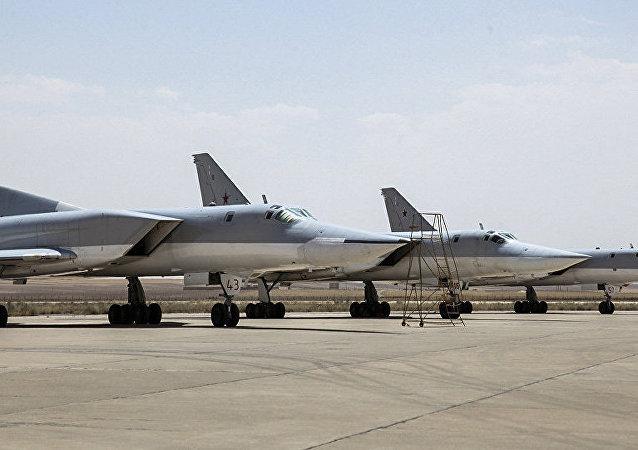日前从伊朗基地起飞打击叙境内恐怖分子的俄军航空队已归国