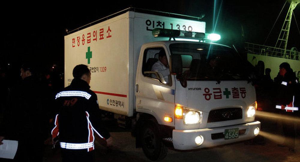 韓一工廠發生氯氣洩漏 致至少三人受傷