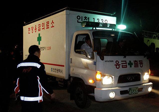 韩国15年内出现首例霍乱病例