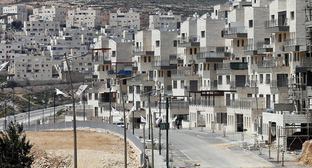 美国国务卿在美国改变对以色列定居点立场的背景下与以色列总理举行会谈