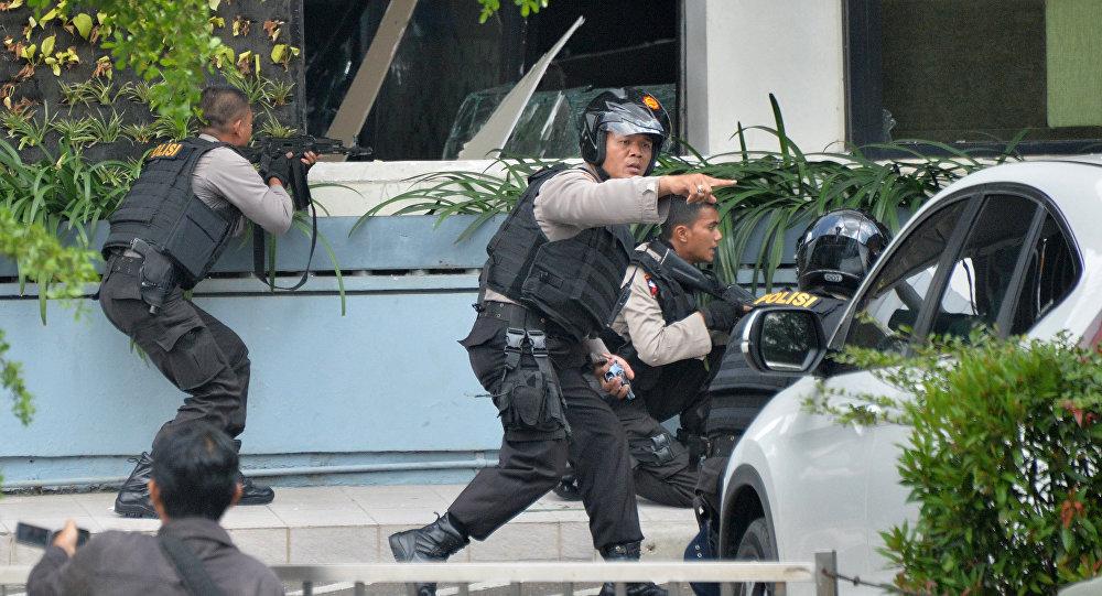 印尼军队和警察