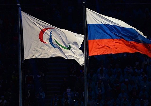俄马术队拒绝以国际残奥委会名义参赛