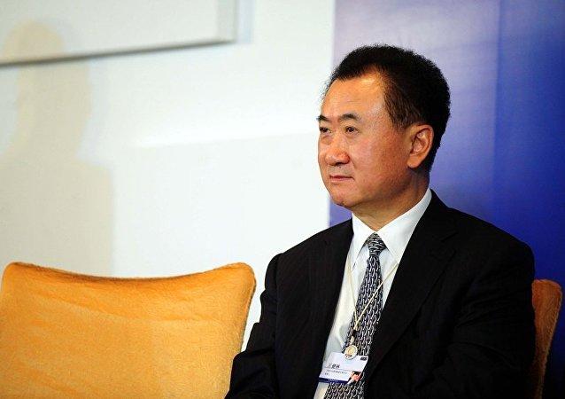 中国首富承诺向美国电影公司投资20 亿美元