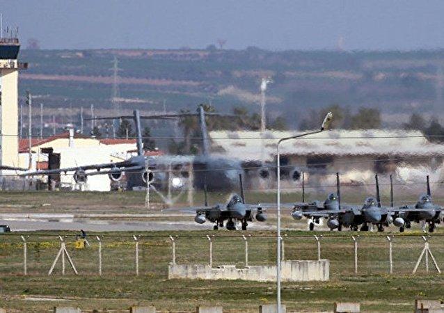 土耳其因切利克空军基地