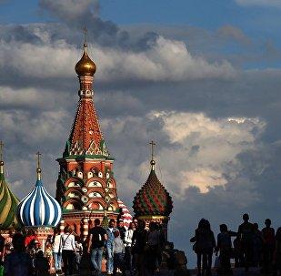 俄聯邦旅遊署與莫斯科市政府獲得中國「境外旅遊夢想目的地獎」