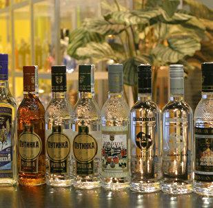 2017年西伯利亚没收约300万升非法酒精饮料