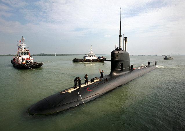 法国公司潜艇机密文件被泄露