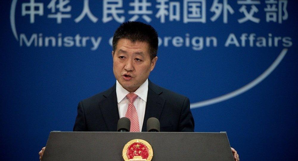 中国外交部:中方更多考虑的是向国际社会作贡献的问题而非影响力