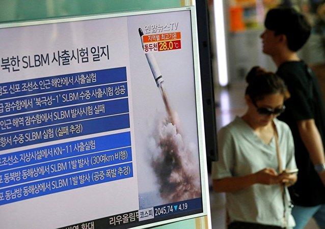 俄联邦委员会主席:不允许朝鲜进行核试验 但也不能将平壤赶至角落