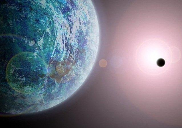 天文学家发现距地球最近系外行星 适于生命存在