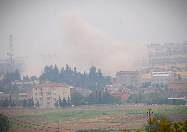 """叙利亚巴卜大部分地区已从""""伊斯兰国""""控制下解放"""